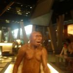 mona Lusi la primera mona umana 2-7-2014